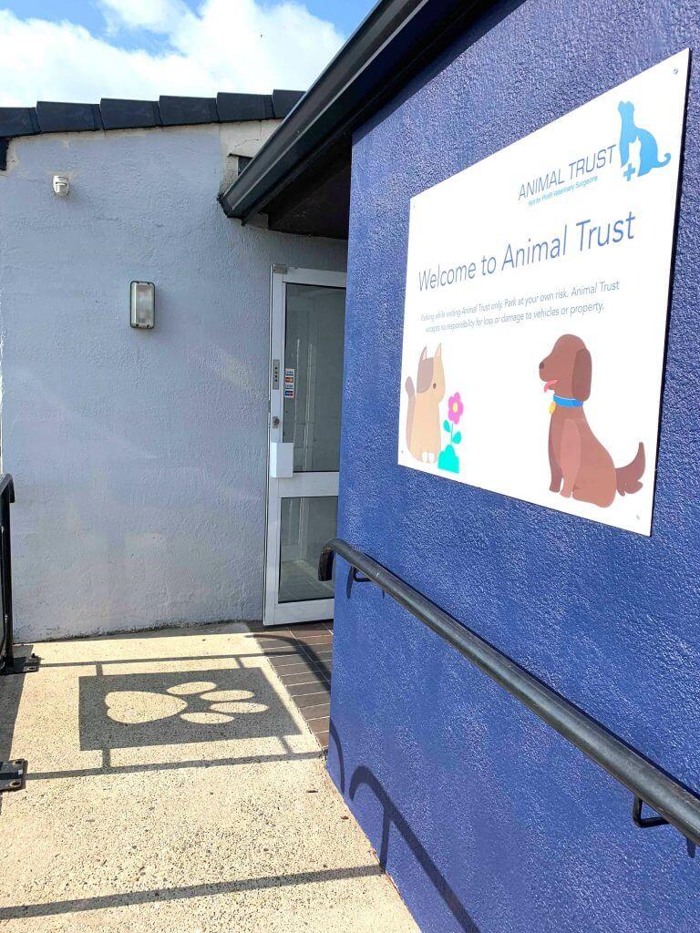 Wrexham Animal Trust Exterior