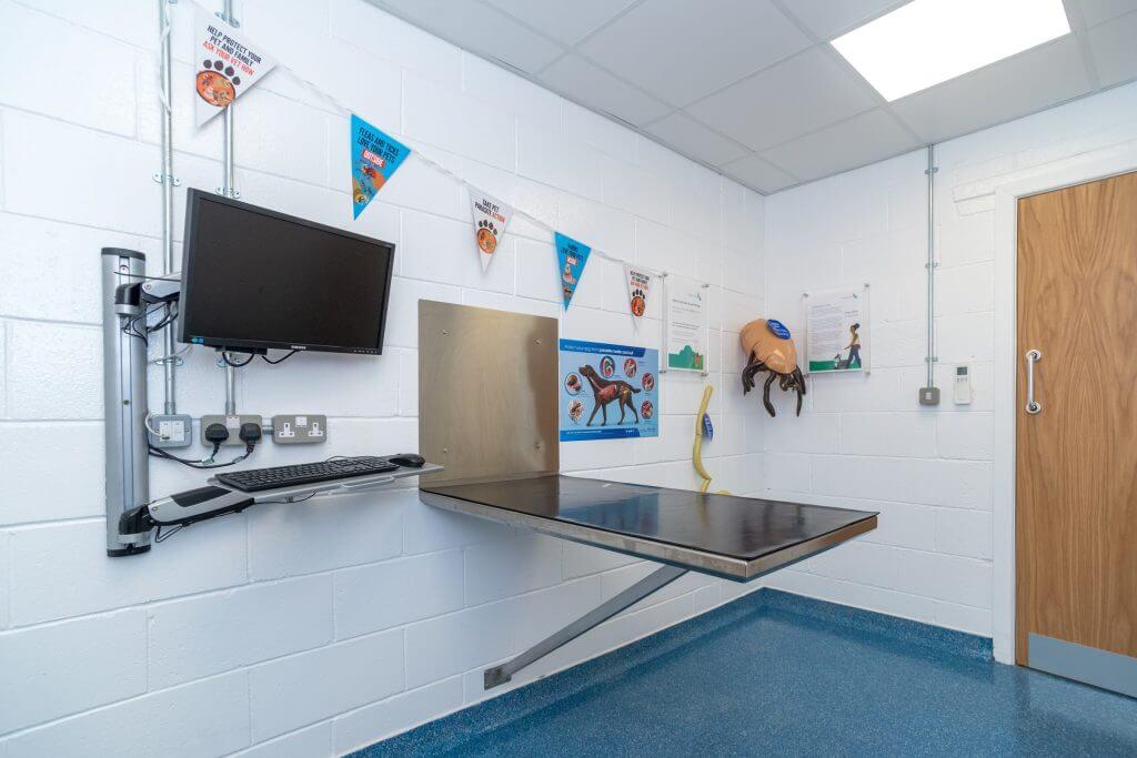 Dewsbury Consultation Room